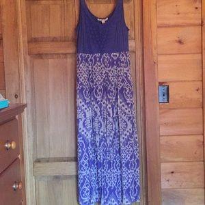 XL  beautiful  maxi dress for summer